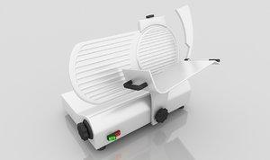 meat slicer 3d model