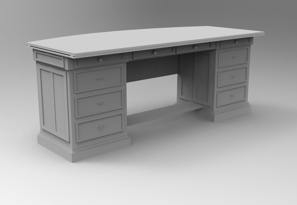 x office table