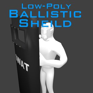 3d ballistic shield