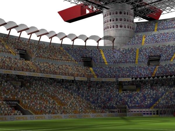 san siro stadium audience max