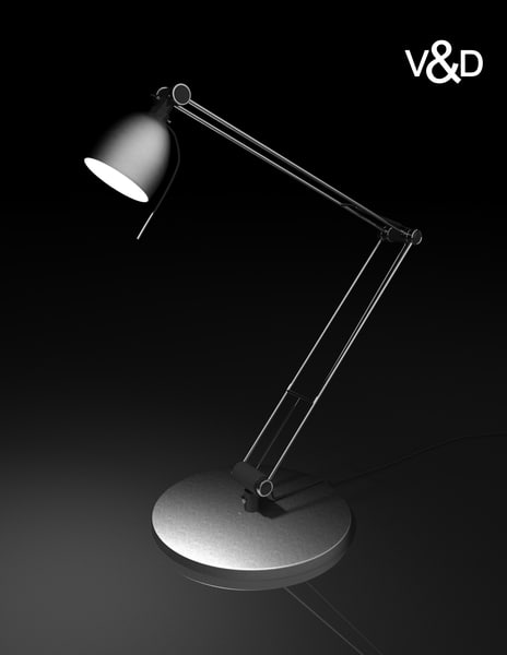 ikea antifoni light 3d c4d