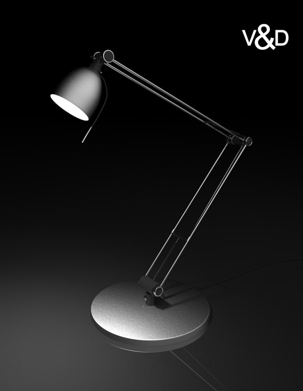 ikea antifoni light 3d c4d