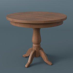 table 3d c4d