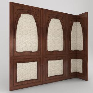 decorative panel max