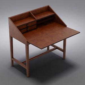 3d crate barrel -