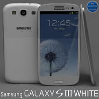 samsung galaxy s iii 3d dwg