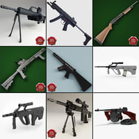 Machine Guns Collection 4