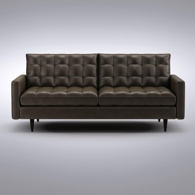 Max Crate Barrel Sofa
