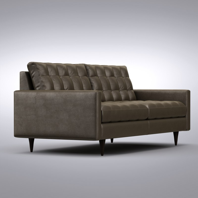max crate barrel - sofa