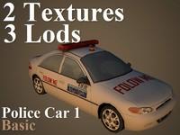 Police Car 1 Basic