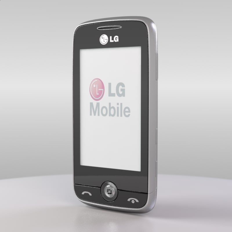 3d max lg cookie gs290