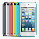 iPod touch 5 all colors