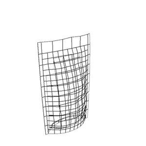3d simple pouch model
