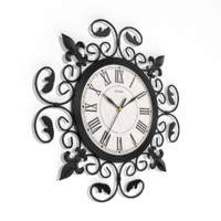 Decorative Wall Clock 02