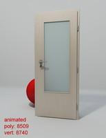 door porta classic c 3d obj