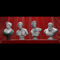 Classical Bust Collection