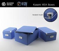 KASSET Boxes