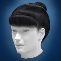 Woman Hair 02