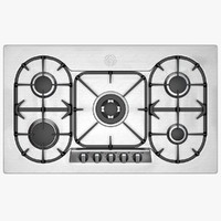 max wide gas hob rings