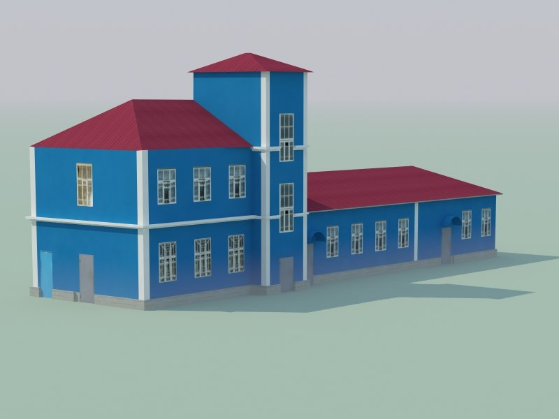 low-polygonal building games 3d 3ds
