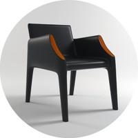 Kartell Magic Hole Chair & Sofa