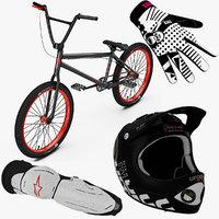bmx bike 3d 3ds
