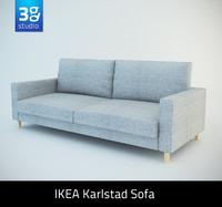 max karlstad sofa seat