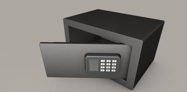 deposit vault safe fbx