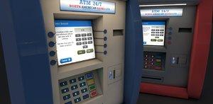 automated machine 3d c4d