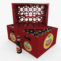 Beer Bottle Crates Blender