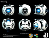 free blend model wheatley