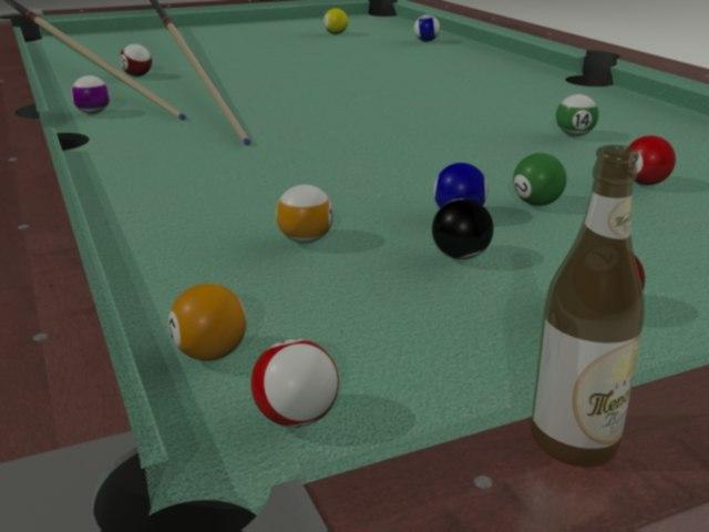 free max mode pool table