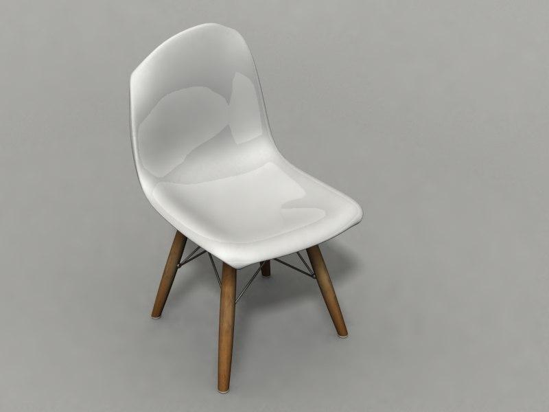 eames eiffel chair 3d 3ds