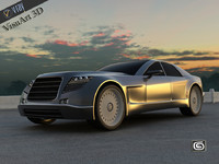Concept Custom SuperSport Car 2