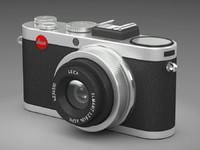 3d leica x2 camera model