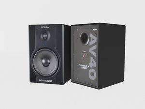 3d speakers games