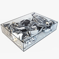 3ds silver crush table