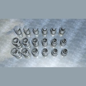 set sockets 3d 3ds