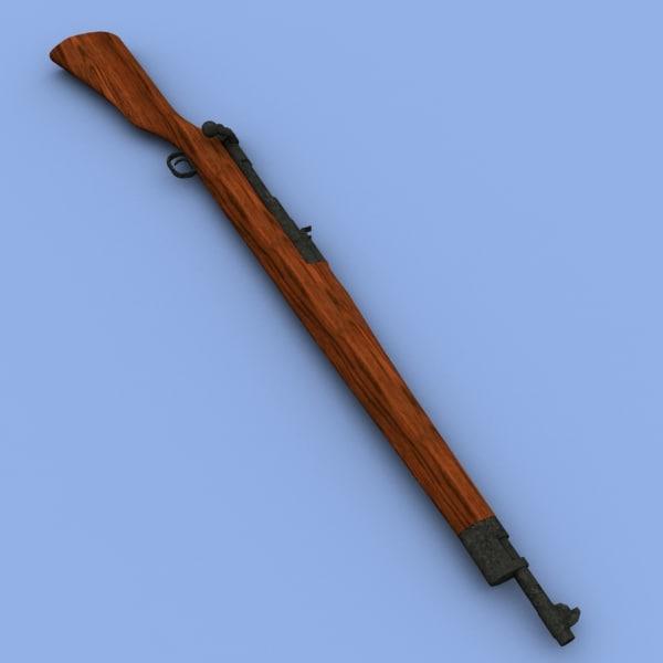 springfield m1903 3d 3ds