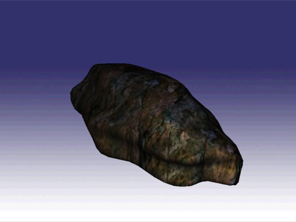 3d 3ds stone