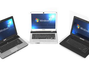 3d 3 laptop