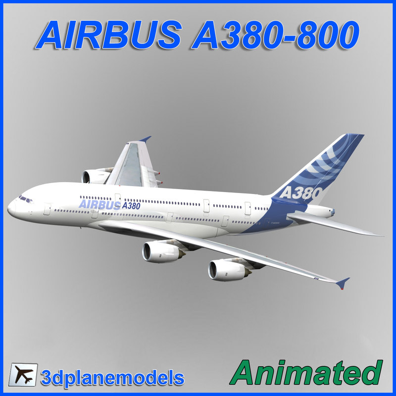 max airbus a380-800