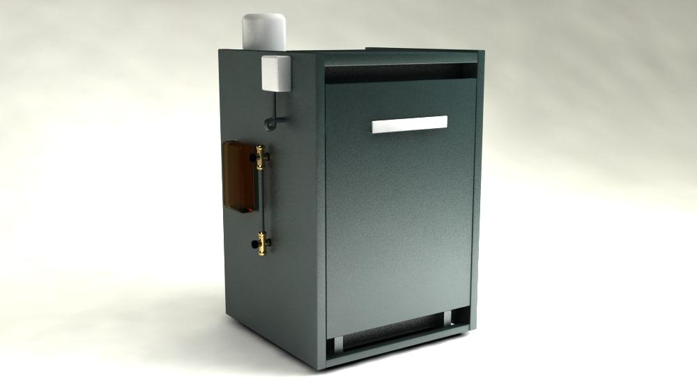 3d model weilmcclain boilers