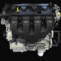 2013 Ford Escape Engine