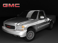 3d gmc mk1 cab
