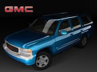 GMC Yukon Mk10