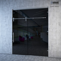 MWE Midway Sliding door system