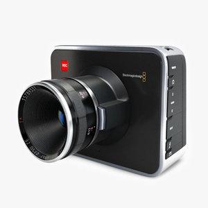 camera blackmagic 3d max