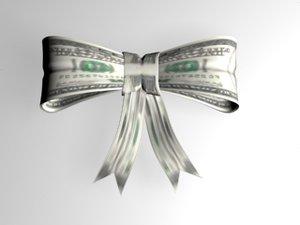 ribbon dollar gold max