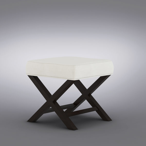 Remarkable Crate And Barrel X Base Bench Vanity Stool Pdpeps Interior Chair Design Pdpepsorg
